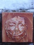 Death Mask Tile