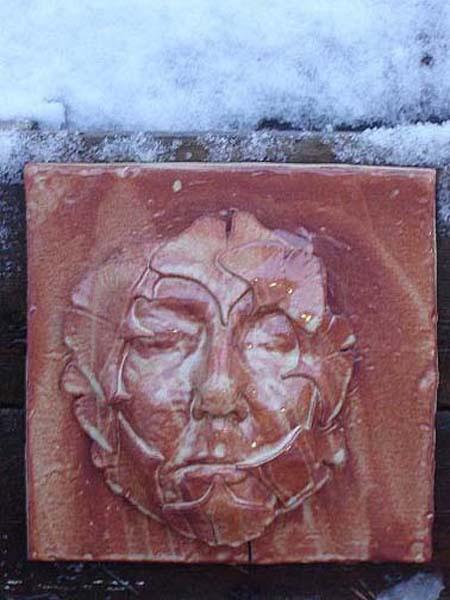 Death Mask Tile