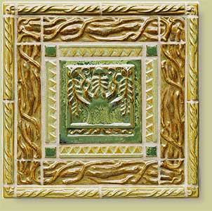 Truly Beautiful Craftsman Artisan Tiles