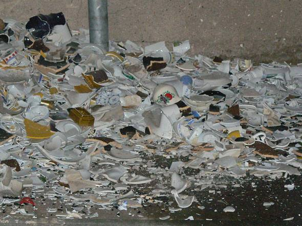 Breaking Plates And Glasses In Denmark Jane Street Clayworks