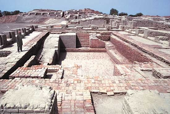 Great Bath at Mohenjo-daro