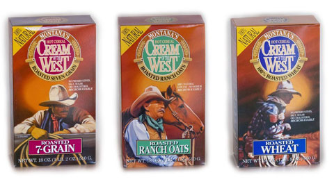 Cream of the West boxes
