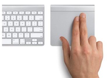 Apple Wireless Keyboard Magic and Trackpad