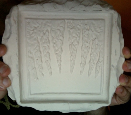 Mold of Sunrise tile