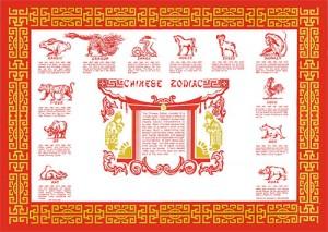 Chinese astrology symbols through Asian art - JANE STREET CLAYWORKS