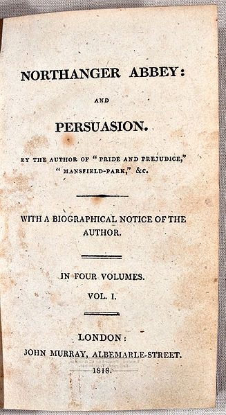 327px-NorthangerPersuasionTitlePage