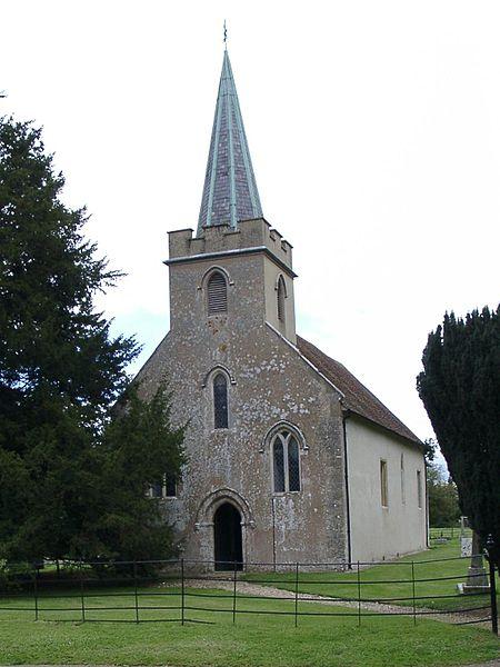 450px-Steventon_Church