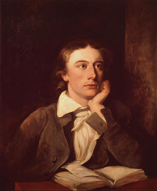 John Keats, painted by William Hilton (died 1839). See source website for additional information. This set of images was gathered by User:Dcoetzee from the National Portrait Gallery, London website using a special tool. All images in this batch have been confirmed as author died before 1939 according to the official death date listed by the NPG. Via Wikimedia Commons